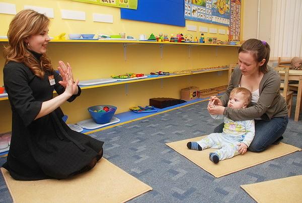 детский центр преподаватель