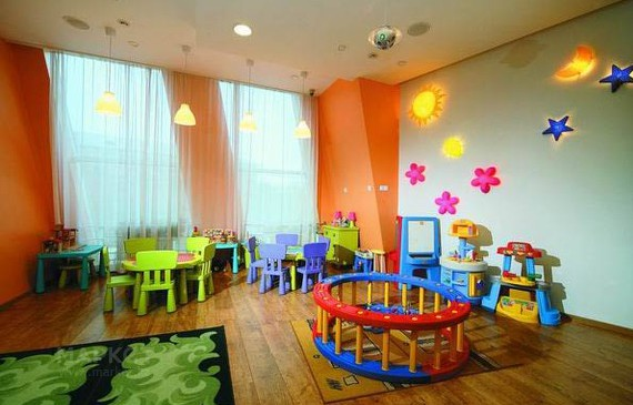 Помещение детского центра