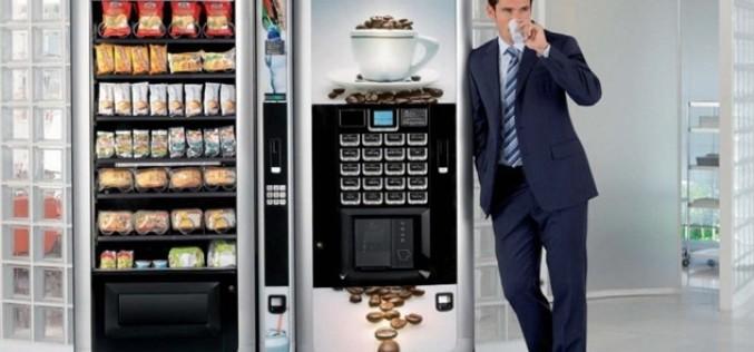 Вендинг на кофейных автоматах