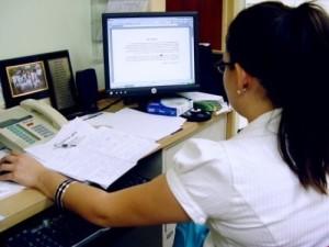 секретаря-делопроизводителя