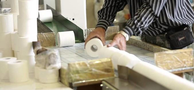 Особенности производства туалетной бумаги