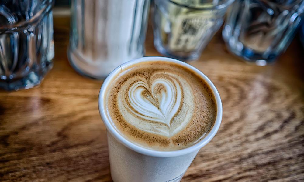 Франшиза «Кофе с собой»